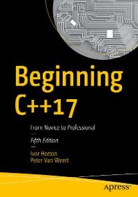 Cover Beginning C++17