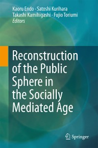 Cover Reconstruction of the Public Sphere in the Socially Mediated Age