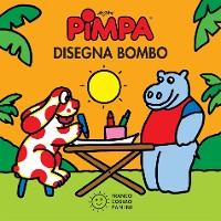 Cover Pimpa disegna Bombo