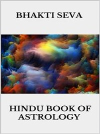 Cover Hindu book of astrology