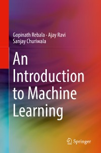 Cover An Introduction to Machine Learning