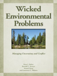 Cover Wicked Environmental Problems
