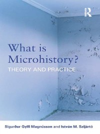 Cover What is Microhistory?