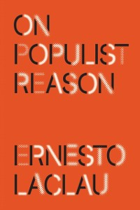 Cover On Populist Reason
