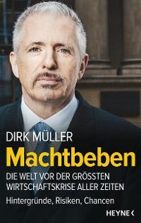 Cover Machtbeben