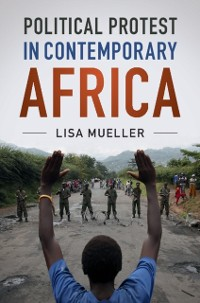 Cover Political Protest in Contemporary Africa