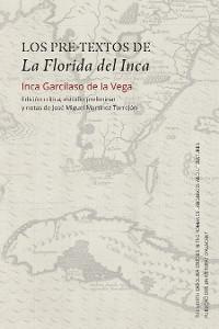 Cover Los pre-textos de La Florida del Inca