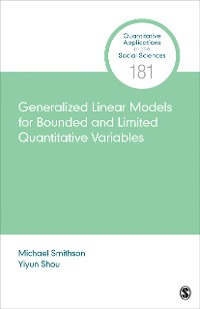 Cover Generalized Linear Models for Bounded and Limited Quantitative Variables