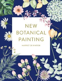 Cover New Botanical Painting