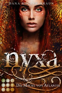 Cover Nyxa 2: Die Macht von Atlantis