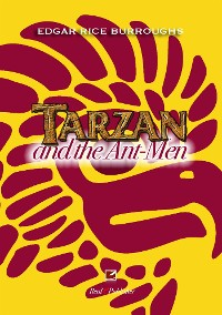 Cover Tarzan and the Ant-Men