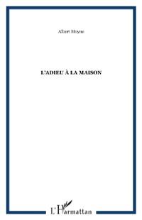Cover L'ADIEU A LA MAISON
