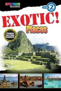 Cover EXOTIC! Places