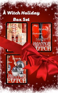 Cover A Witch Holiday Box Set: A Steamy, Paranormal, Holiday Box Set