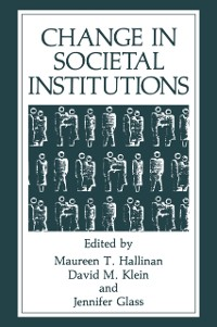 Cover Change in Societal Institutions