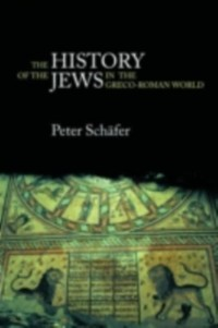 Cover History of the Jews in the Greco-Roman World