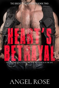 Cover Heart's Betrayal