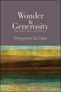 Cover Wonder and Generosity