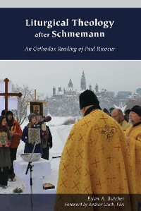 Cover Liturgical Theology after Schmemann