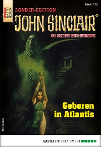 Cover John Sinclair Sonder-Edition 113 - Horror-Serie