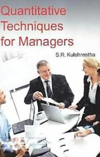 Cover Quantitative Techniques for Managers