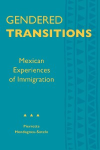 Cover Gendered Transitions