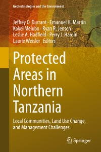 Cover Protected Areas in Northern Tanzania