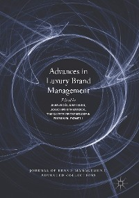 Cover Advances in Luxury Brand Management