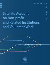 Cover Satellite Account on Nonprofit and Related Institutions and Volunteer Work
