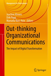 Cover Out-thinking Organizational Communications