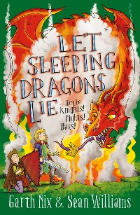 Cover Let Sleeping Dragons Lie: Have Sword, Will Travel 2