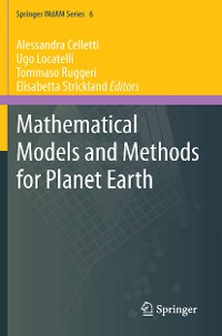 Cover Mathematical Models and Methods for Planet Earth
