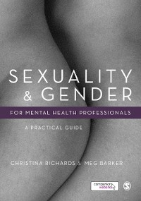Cover Sexuality and Gender for Mental Health Professionals