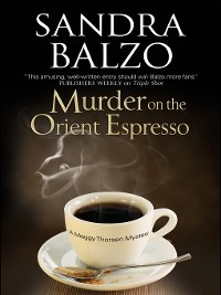 Cover Murder on the Orient Espresso