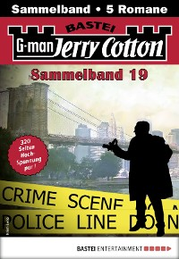 Cover Jerry Cotton Sammelband 19 - Krimi-Serie