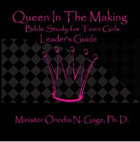 Cover Queen in the Making Leaders Guide
