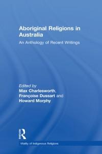 Cover Aboriginal Religions in Australia