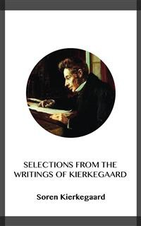 Cover Selections from the Writings of Kierkegaard