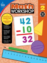Cover Math Workshop, Grade 2