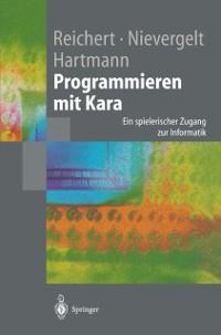Cover Programmieren mit Kara
