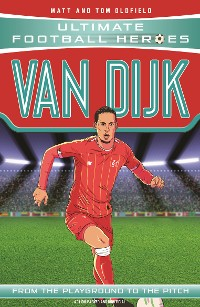 Cover Van Dijk (Ultimate Football Heroes) - Collect Them All!