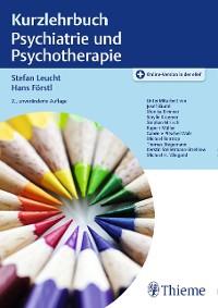 Cover Kurzlehrbuch Psychiatrie und Psychotherapie