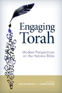 Cover Engaging Torah
