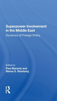 Cover Superpower Involvement In The Middle East