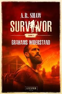 Cover GRAHAMS WIDERSTAND (Survivor 3)