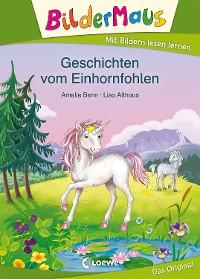Cover Bildermaus - Geschichten vom Einhornfohlen
