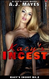 Cover Kacy's Incest No.2