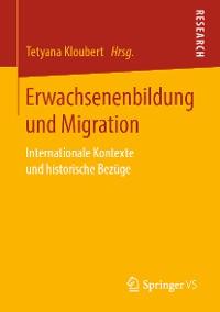 Cover Erwachsenenbildung und Migration