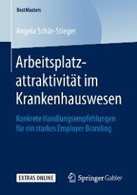 Cover Arbeitsplatzattraktivität im Krankenhauswesen
