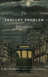 Cover Trolley Problem Mysteries